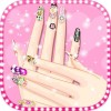 Nail Design Salon – Princess Manicure Girl Games PeiHong Jiang