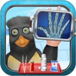 Nail Club Doctor: Penguin Style Pedro Olmida