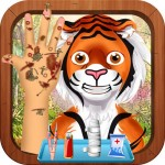 Nail Doctor Jungle: Tiger Style Pedro Olmida