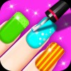 Nail Makeup Dress UP Salon- Free Ali Doasary
