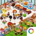 Cafeland – レストランゲーム Gamegos