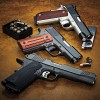 M1911 Handgun Weapon Riviera Wang
