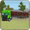 Log Truck Driver 3D Jansen Games