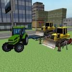 Tractor Driver 3D: City Jansen Games