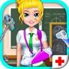 高校クリニック – 緊急医者ゲーム 6677g.com