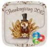 Thanksgiving 2015 GO LAUNCHER ZT.art