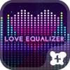 無料壁紙-Love Equalizer-きせかえ・アイコン [+]HOME by Ateam