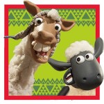 Shaun the Sheep – Llama League Aardman Digital