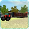Tractor 3D: Log Transport Jansen Games