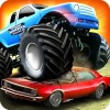 Extreme Monster Stunts 3D Multi Touch Games