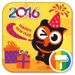Happy New Year Zenny! ZenUI Design, ASUS Computer
