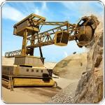 ロック鉱業長距離トラック運転手q Digital Toys Studio