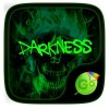 Darkness GO Keyboard theme ZTTheme