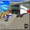 バイク輸送ビッグトラック MAS3D STUDIO – Racing and Climbing Games