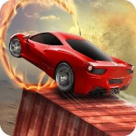 Reckless Stunt Cars Multi Touch Games