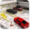 雪フレンジー駐車場スペース Wacky Studios -Parking, Racing & Talking3D Games