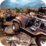 4×4 Off-Road Rally 6 DEMO Electronic Hand