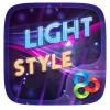 Light Style GO Launcher Theme ZT.art