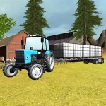 Tractor 3D: Water Transport Jansen Games