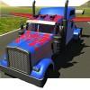 Flying Car : Transformer Truck GTRace Games