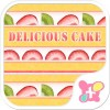 Delicious cake-無料着せ替えアプリ [+]HOME by Ateam