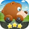 子供のためのスピードカーレーシングゲーム Abuzz