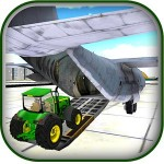 Farm Tractor Airplane Transfer MobilePlus