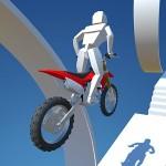 Motocross Stunt Trial baklabs