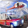 Rescue Ambulance & Helicopter TrimcoGames