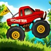 Jungle Monster Truck For Kids Tiny Lab Productions