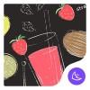 Honey theme for APUS CoolAppPub