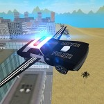 Flying Police Car: San Andreas GTRace Games
