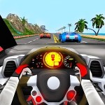 Racing In Car Turbo GameDivision