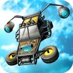 フライングスタントカーシミュレーター3D MobileGames