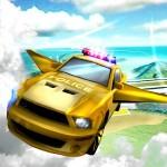flying police car simulator 3D VascoGames