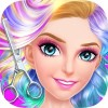 Hair Fashion Summer Girl Salon iProm Games
