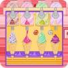 Ice cream cone cupcakes candy LPRASTUDIO