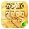 Gold Pro GO Keyboard Theme GOKeyboard Dev Team