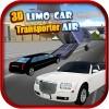 3Dリムジンカートランスポーター:空気 MobileGames