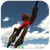 Stickman Rope Hero 2 MineGames Craft
