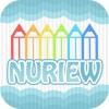 NURIEW -うごくぬり絵- noshipu