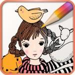 Anne Coloring Book Colorfit