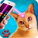 レーザーポインター。猫 Little Unicorn Games