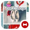 Love Collage 壁紙きせかえ +HOME by Ateam