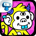 Monkey Evolution – Clicker Tapps – Top Apps and Games