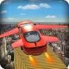 極端なスタント空飛ぶ車 FAZRA Racing and Action Games