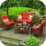 Tile Puzzle – Outdoor Seatings TAMCO