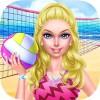 Fashion Doll: Beach Volleyball Fashion Doll Games Inc