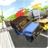 Railroad Jeep Traffic SIM 2017 ChiefGamer