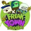 Freaktown Defenders Moonray Studios Inc.